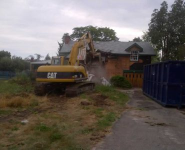 Residential Asbestos Removal and Demolition