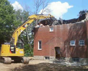 Single-Unit Residential House Demolition (MTO)
