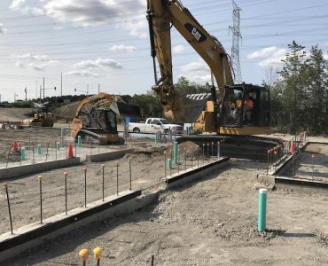 Earthworks and Site Development for New OPP Station
