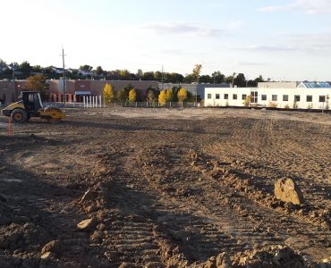 Construction of New DriveTest Centre