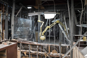 medical office demolition in etobicoke