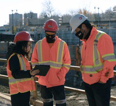 Improving Safety Climate in Construction